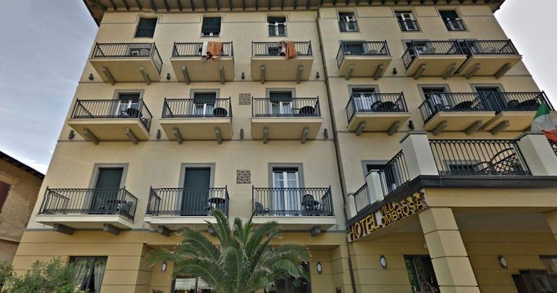 Hotel Villa Ombrosa virtual tour esterno